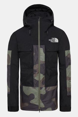 The North Face Balfron Jas Bruin/Oranje