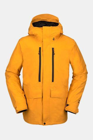 Volcom Ten Insulated Gore-Tex Jas Geel
