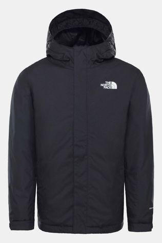 The North Face Snowquest Jas Junior Zwart/Wit
