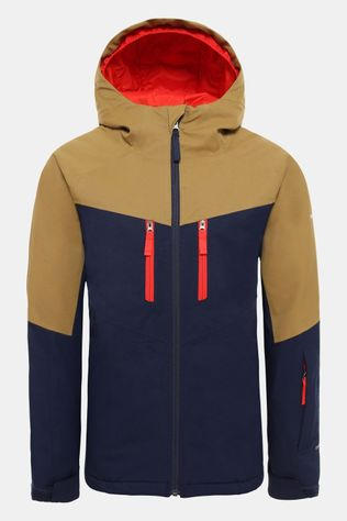 The North Face Chakal Insulated Jas Junior Indigoblauw