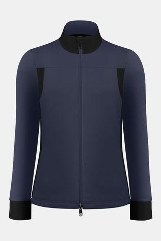 Poivre Blanc Stretch Fleece Dames Donkerblauw