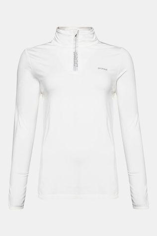 Protest Fabriz 1/4 Zip Skipully Dames Gebroken Wit