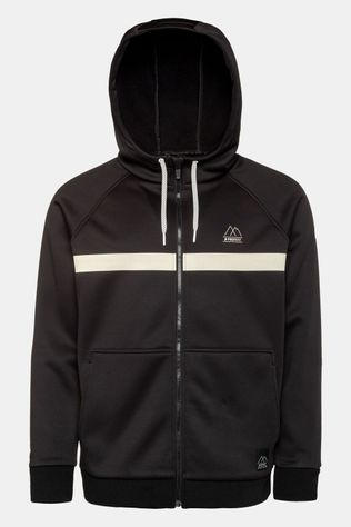 Protest Claudio Full Zip Hoody Zwart