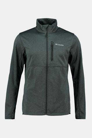 Columbia Outdoor Elements Full Zip Fleece Vest Zwart