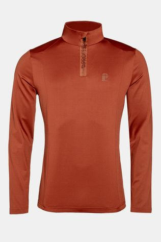 Protest Willowy 1/4 Zip Trui Roest