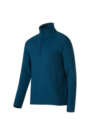 Mammut Snow ML Half Zip Trui Petrol