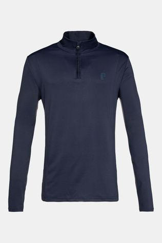 Protest Will 1/4 Zip Skipully Donkerblauw