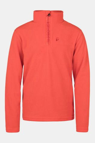 Protest Perfecty ¼ Zip Trui Junior Oranje/Roest