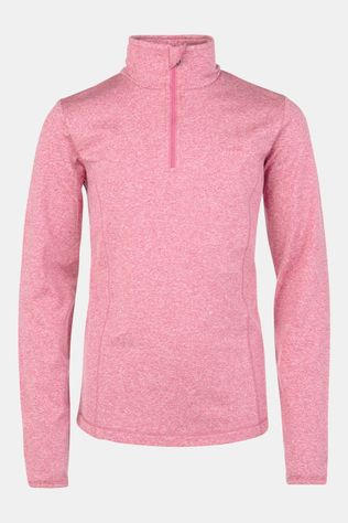 Protest Fabrizom 1/4 Zip Trui Junior Lichtroze