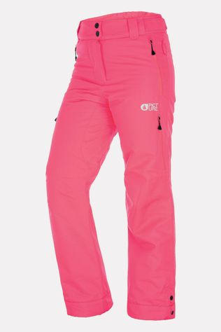 Picture Organic Clothing Mist Broek Junior Donkerroze