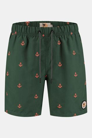 Shiwi Relax Short Anchor Groen