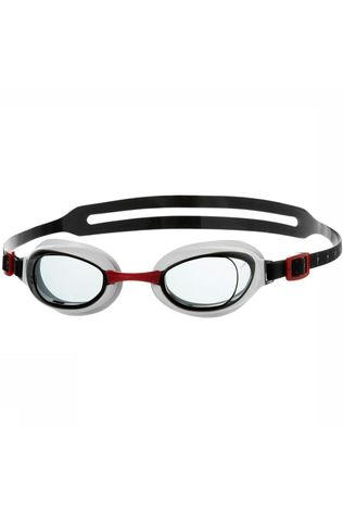 Speedo Aquapure Zwembril Steen/Rood