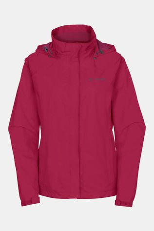 Vaude Escape Bike Light Jas Dames Middenrood/Rood