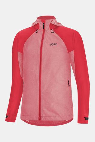 Gore Wear C5 Gtx Trail Hooded Jacket Dames Middenrood
