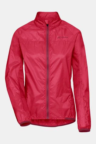 Vaude Air III Jas Dames Rood/Donkerrood