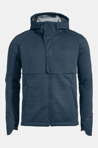 Vaude Men's Cyclist Winter Softshell Jas Donkerblauw/Middenblauw