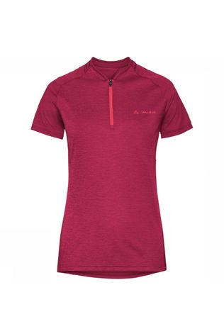 Vaude Tamaro III Shirt Dames Middenrood