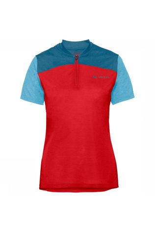 Vaude Tremalzo IV Shirt Dames Middenrood