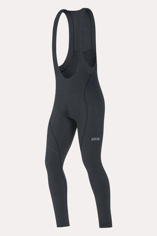 Gore Wear C3 Thermo Bib Tight+ Zwart