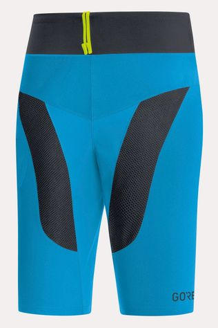 Gore Wear C5 Trail Light Short Lichtblauw/Zwart