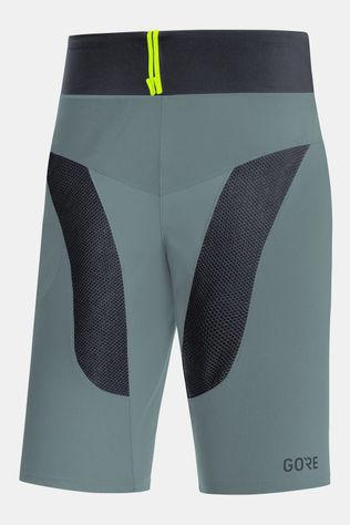 Gore Wear C5 Trail Light Short Zwart/Middengrijs