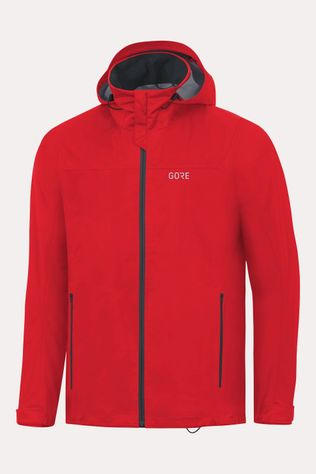 Gore Wear R3 GTX Active Hooded Jas Rood
