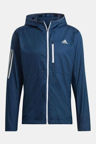 adidas Own The Run Windjas Donkerblauw
