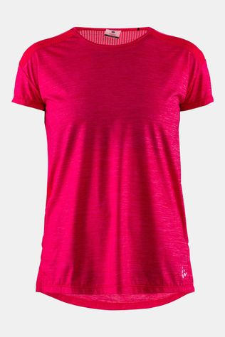 Craft Nrgy SS T-shirt Dames Middenrood
