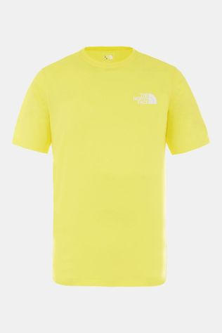 The North Face Flex II T-shirt Geel