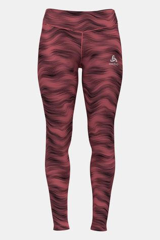Odlo Essential Soft Print Legging Dames Oranje