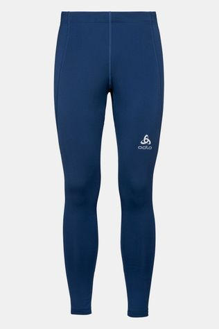 Odlo Long Core Warm Tight Donkerblauw/Middenblauw