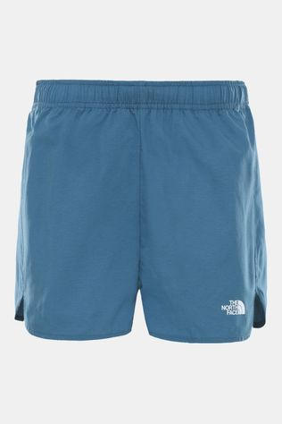 The North Face Active Trail Run Short Dames Blauw/Donkerblauw
