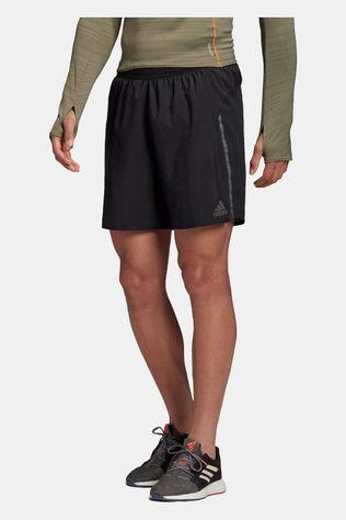 adidas Own The Run Short Tight Heren Zwart