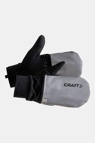 Craft Handschoen Hybrid Weather Glove Zilver/Zwart