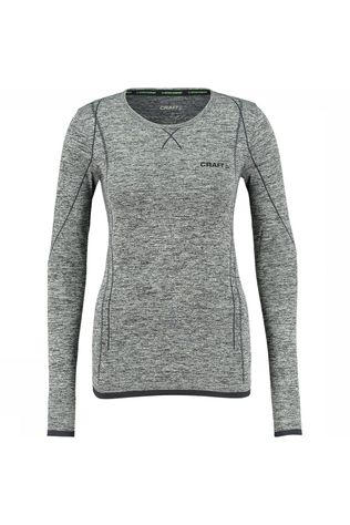 Craft Active Comfort RN Thermoshirt Dames Zwart
