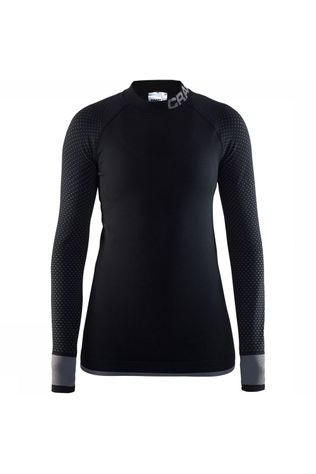 Craft Warm Intensity CN Thermoshirt Dames Zwart