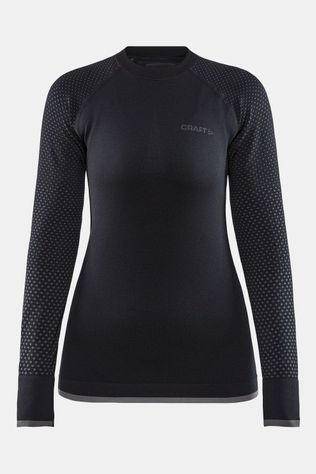 Craft Advanced Warm Fuseknit Intensity LS Dames Zwart