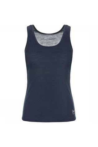 Supernatural Base Tank 140 Top Dames Donkerblauw