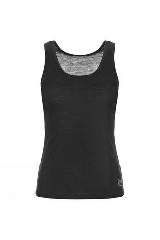 Supernatural Base Tank 140 Top Dames Zwart/Donkergrijs