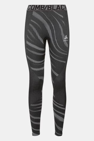 Odlo Performance Blackcomb Legging Dames Zwart/Middengrijs