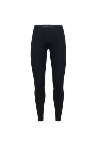 Icebreaker 260 Tech Legging Dames Zwart