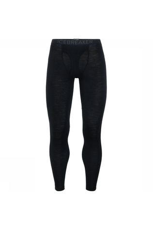 Icebreaker 175 Everyday Leggings W Fly  Zwart