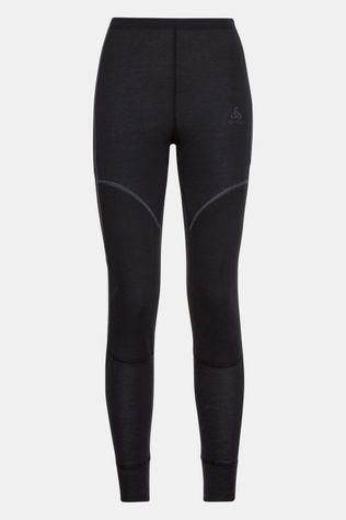 Odlo Bl Bottom Long Active X-Warm Eco Dames Zwart/Donkergrijs