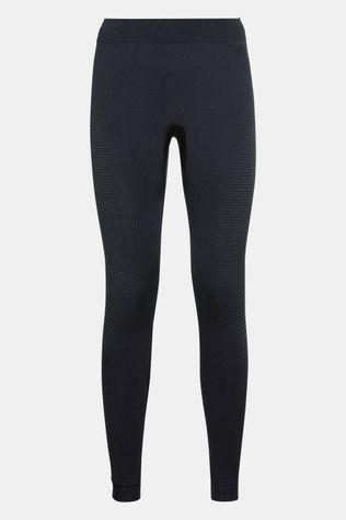 Odlo Performance Warm Eco Dames Zwart/Donkergrijs