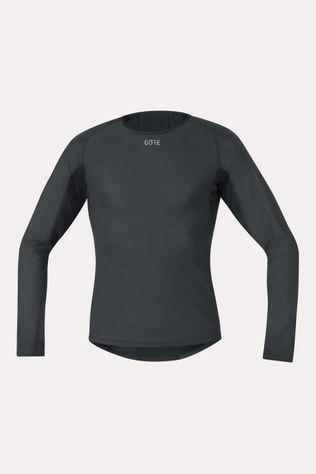 Gore Wear Gore Wear M GWS BL Thermo Long Sleeve Shirt Zwart