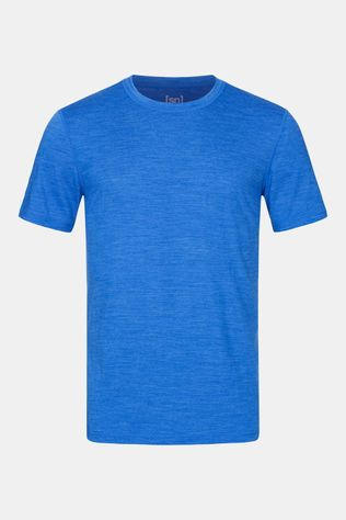 Supernatural Base Tee 140 T-shirt Blauw