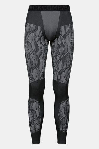 Odlo Performance Blackcomb Legging Zwart/Middengrijs