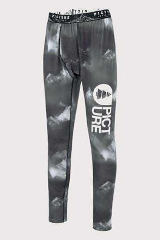 Picture Organic Clothing Lhotse Thermo Legging Zwart/Assortiment