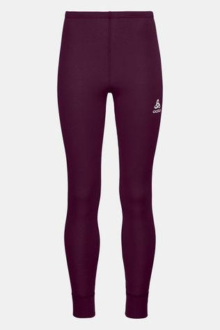 Odlo Long Warm Broek Junior Middenpaars