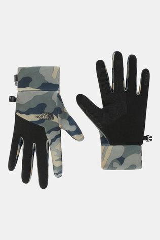 The North Face Etip Handschoen Middenkaki/Assortiment Camouflage